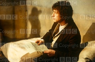 Crime and Punishment : 1979 Transmission Date: 22/05/1979 Annotation: picture shows - John Hurt as Raskolnikov . Raskolnikov (John HURT), a poor and isolated student, is sure of only one thing: all great men are above the law in all ways. Deeply in debt he puts his theory to the ultimate test: murder. DOSTOEVSKYs famous story. Personalities: l-r : Hurt, John Location: GB Genre: Costume Drama Ref Number: 14832687