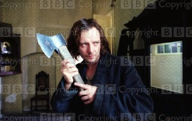 Crime and Punishment : 2002 Transmission Date: 12/02/2002 Annotation: Picture shows: John Simm in Crime and Punishment Personalities: Simm, John Location: GB Photographer: Stephen Morley / Alex Bailey Genre: Costume Drama Ref Number: 5794457