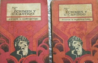 The 1975 Cuban edition of Crime & Punishment ( prologue by Beatriz Maggi)