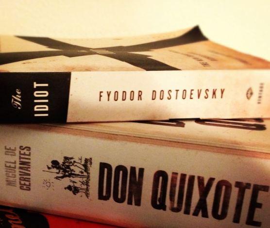 "On Dostoevsky's views of Cervantes see V.E. Bagno, ""Dostoevskii o Don Kikhote Servantesa"""